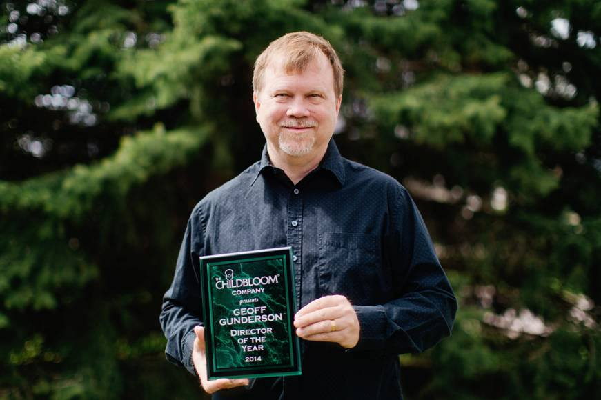 Geoff Gunderson, 2014 National Guitar Director of the Year